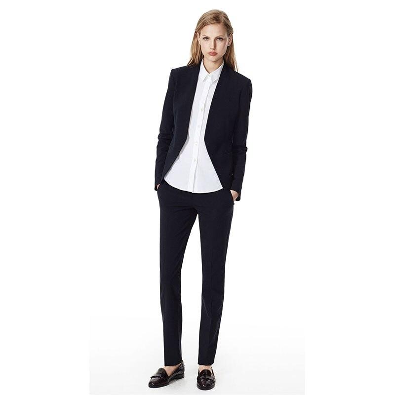 Gorgeous Office Uniform Designs Women Business Suits Formal Office Suits Womens Pant Suits for Weddings Suits for Women 2 Piece