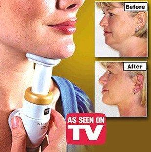 1677 96 руб   Professional Chin Neck Neckline Toner Slimmer Exerciser  Massager купить на AliExpress