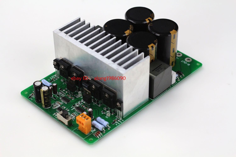 GZLOZONE HIFI IRAUD2000 Power amplifier board IRS2092S IRFP4227 2000W amp board L3-66