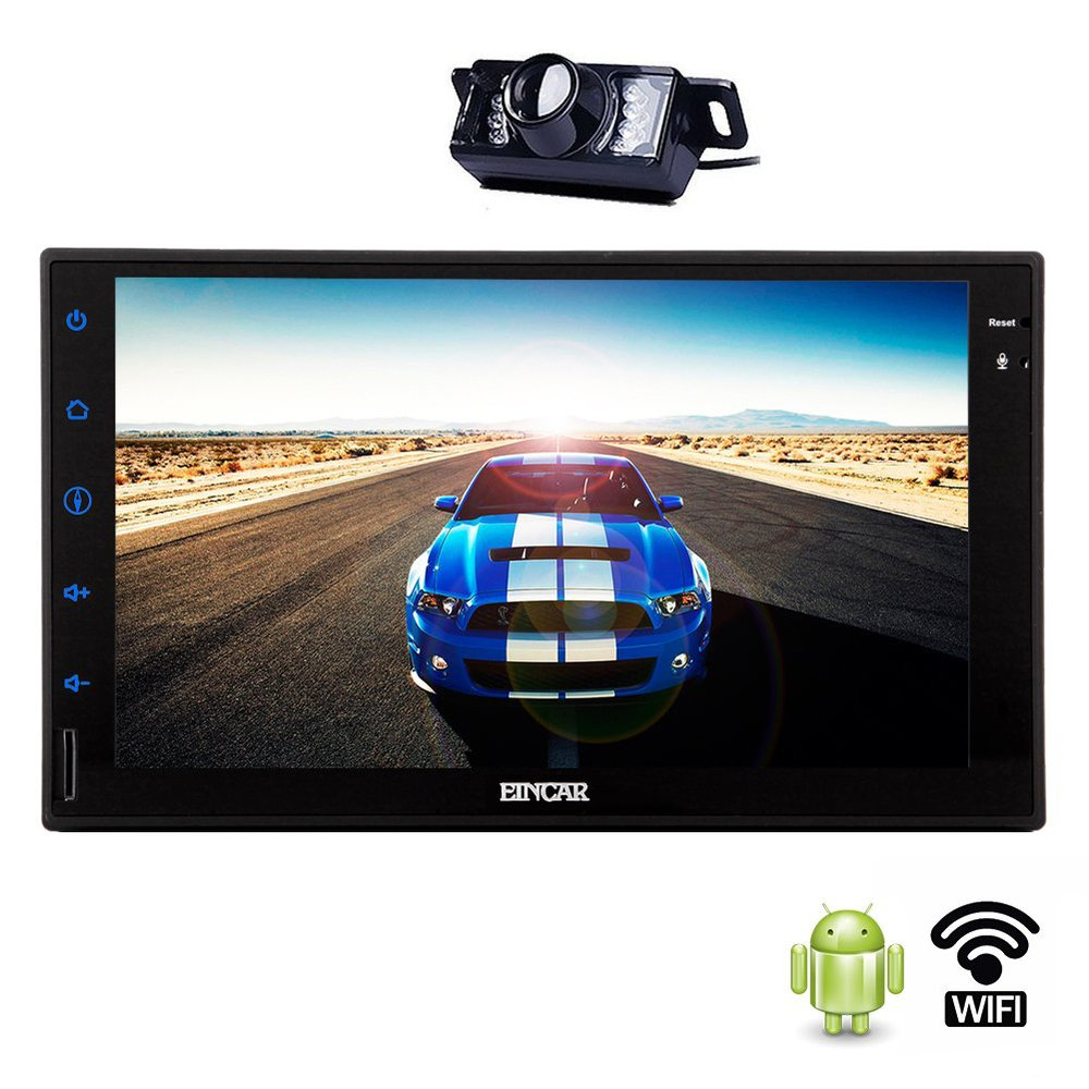 Eincar 7 full touch car stereo capacitive touch screen android 4 2 car no dvd