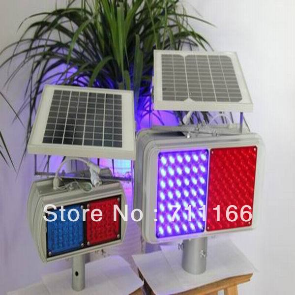 New Generation High Brightness Solar LED Flashing Light