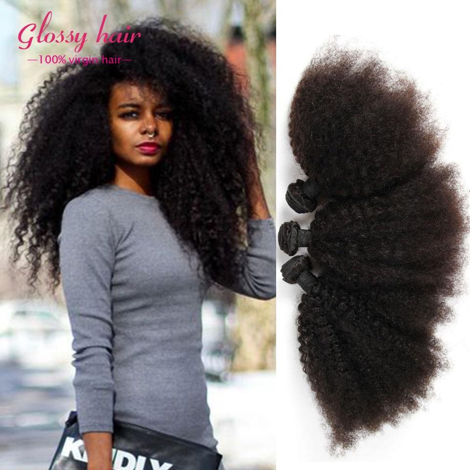 Mongolian Afro Kinky Curly Virgin Hair Rosa Hair Products Cheap Curly Weave 100% Human Hair 3 bundles Mongolian Kinky Curly Hair
