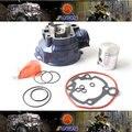 2014 Nueva 44 MM Big Bore Kit de Cilindro para YAMAHA AM6, modificación necesaria, el Envío Gratuito!