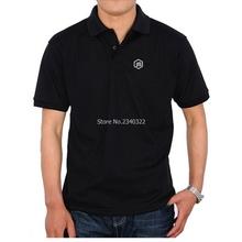 Nowy programator IT węzeł z krótkim rękawem js koszulka POLO męski ołów nodejs geek GEEK koszulka polo z krótkim rękawem koszule tanie tanio REGULAR Stałe NONE Oddychające COTTON OnesLNN Na co dzień