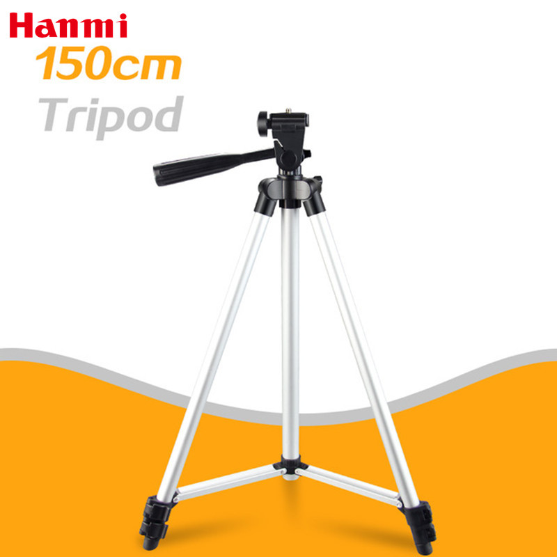 Hanmi Universal Portable Lightweight Flexible Mini Camera Tripod Professional Fishing Tripod For Canon Sony Nikon Compact