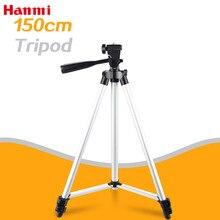 Ханми Универсальный Портативный легкие, гибкие и мини-штатив профессиональные рыболовные Штатив для Canon Sony Nikon компактной камеры