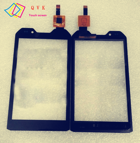 With glue Black for DEXP Ixion P4 P tablet pc capacitive touch screen glass digitizer panel LHJ1489 7 for dexp ursus s170 tablet touch screen digitizer glass sensor panel replacement free shipping black w