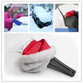 "1PCS Warm Winter Car Snow Shovel Removal Clean Tool Forklift Defrosting Scoop Gloves Ice Scraper Car Snow Blade 10.4""x6.50"""