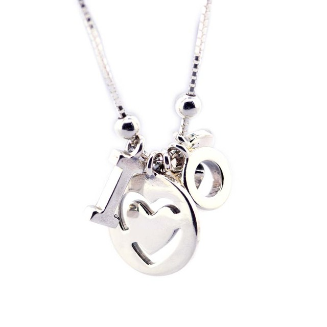 Necklace DAY.LIKE silver Day Like DeCWeB