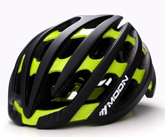 MOON riding helmet INTEGRALLY-MOLDED HELMET mountain bike road bike helmet Bicycle riding equipment  HB-97 moon flac jeans