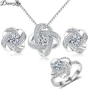 DIEERLAN 2019 Bridal Jewelry S