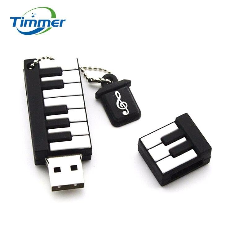 100% reale kapazität Einzelhandel Echte Silikon Klavier USB-Stick 512 GB Daumen-stick Memory...