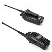 2016 р. Новий BaoFeng портативний радіальний Walkie Talkie 5W Dual Band VHF UHF 136-174Mhz & 400-520Mhz двостороння радіо UV-5RC