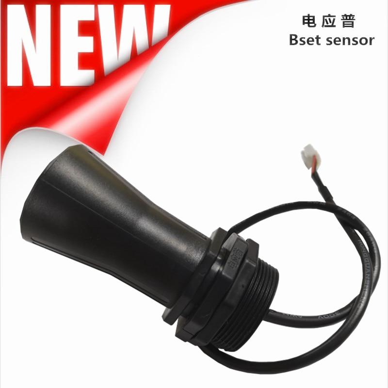Intelligent Dump Sensor With Horn-mouth Ranging Sensor For Ultrasound Transceiver And Transceiver