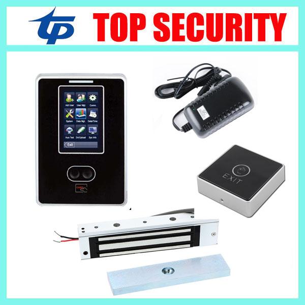 ZK VF300 face time attendance and access control with RFID card reader TCP/IP touch screen facial door access controller system biometric fingerprint access controller tcp ip fingerprint door access control reader