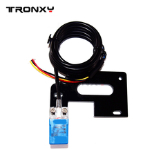 Tronxy prusa i3 3D printer parts auto leveling sensor  auto position sensor with auto leveling feature  mount of the extruder parts position detector leveling sensor rm dya3 dc24v