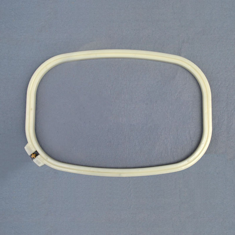 Wholesale 21*31cm Rectangle Embroidery Hoop Plastic Hoops
