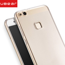 Huawei P10 Lite cover case silicon clear soft back TPU coque ultra thin iBear 5.2″ Huawei P10Lite Huawei P10 Lite case cover