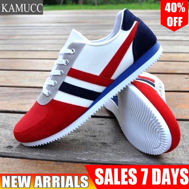 2019 New Men Casual Shoes Lac-up Men Shoes Lightweight Comfortable Breathable Walking Sneakers Tenis Feminino Zapatos