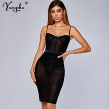 Sexy Lace summer Dress Women befree Bandage Black Backless midi Bodycon Dress Night club Ladies Party Dresses Vestidos clothes шапка befree befree mp002xw122jj
