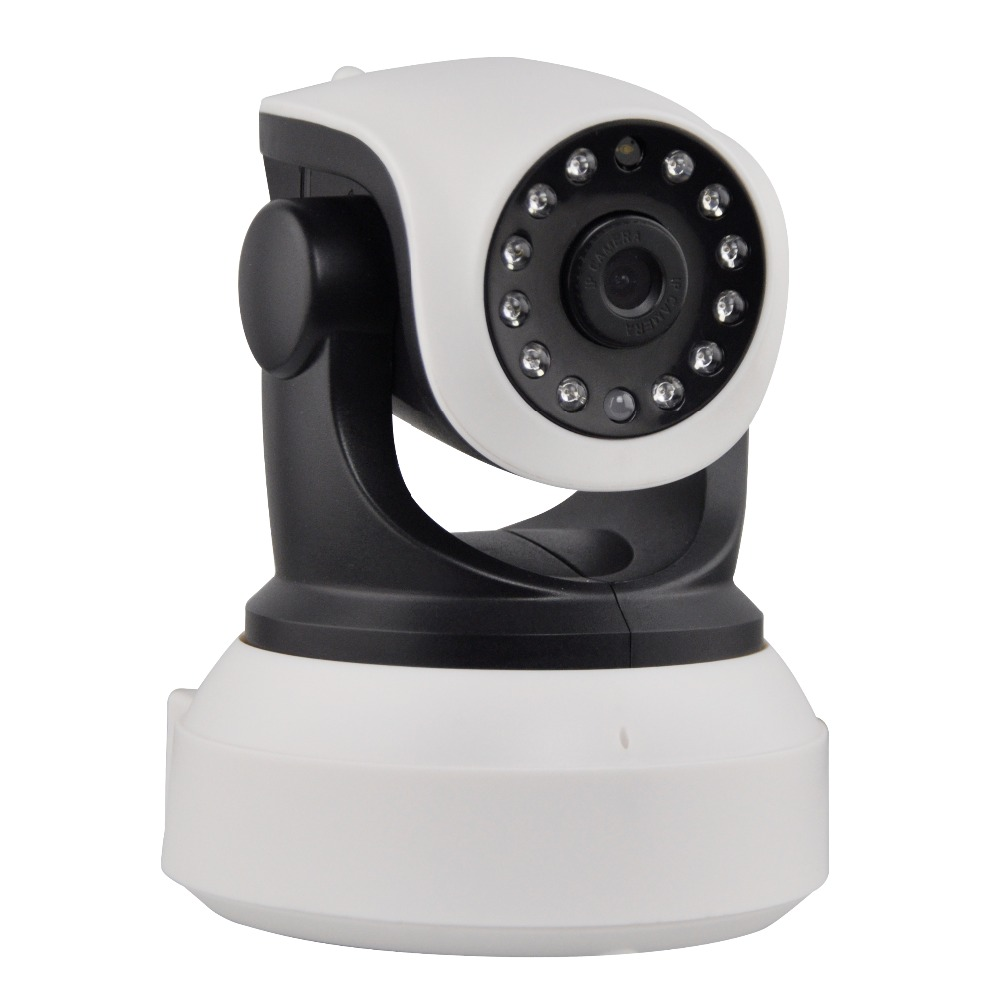 C7824WIP HD Wireless Security IP Camera WifiI Wi-fi R-Cut Night Vision Audio Recording Surveillance Network Indoor Baby Monitor atemi at 725 97340