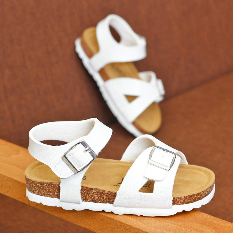 2017 New Fashion Children s Sandals Boys Girls Casual Beach Sandals Students Cool Nice Shoes Comfortable