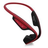 Wireless Bluetooth Headphone Bone Conduction Stereo Headset BT 4 1 Neck Strap Earphone Hands Free Earpiece