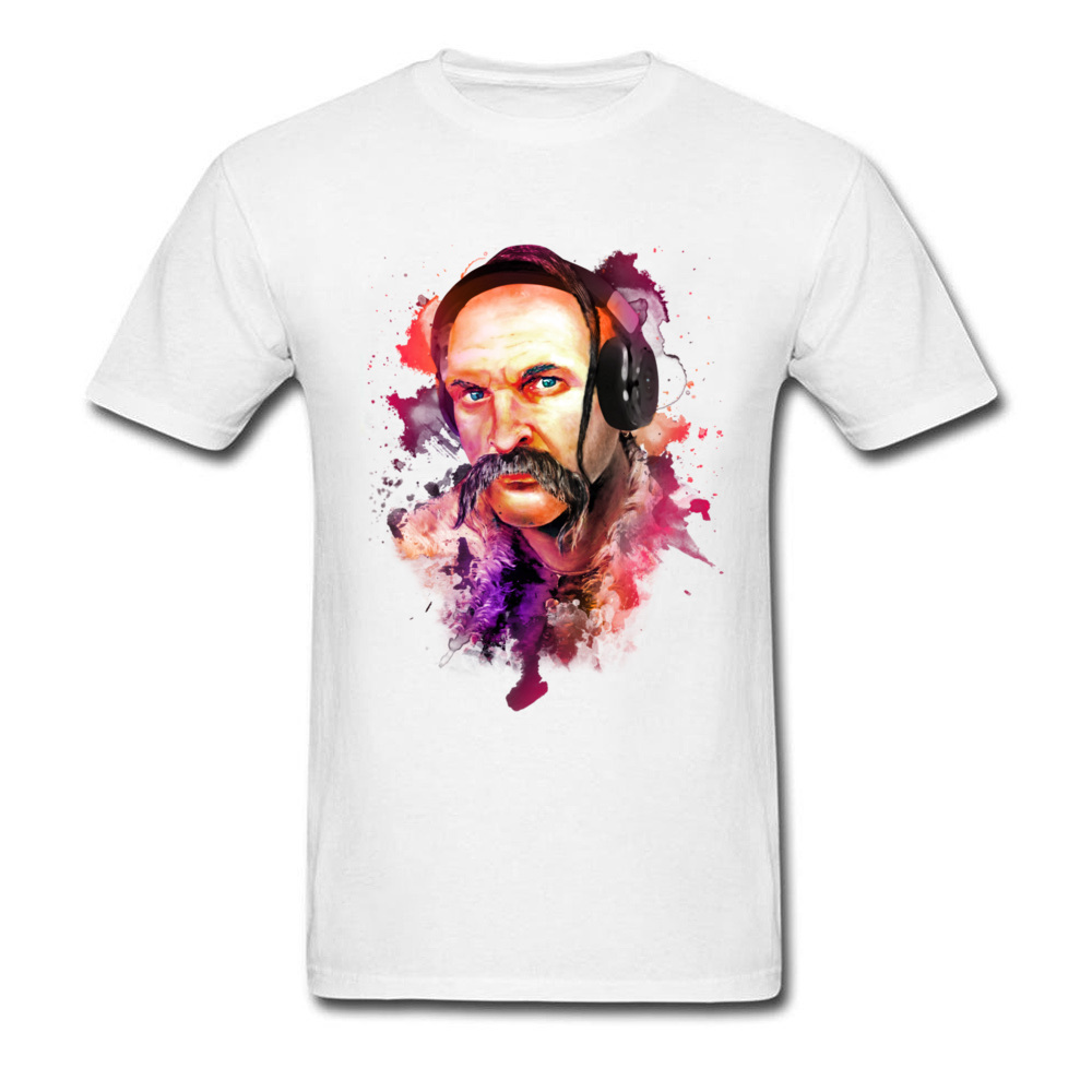 T-shirts Obliging Men Gas Mask T-shirt Cotton Graphic
