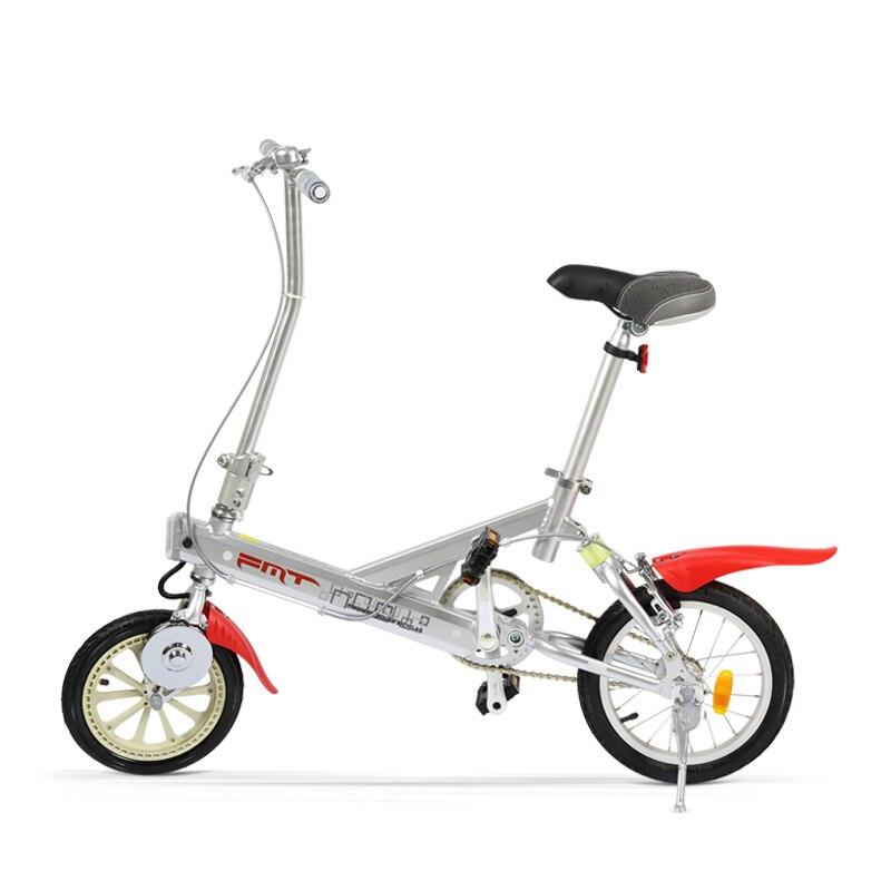 FMT bicicleta eléctrica