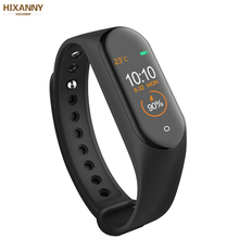M4 Smart Band Wristband Heart rate/Blood/Pressure/Heart Rate Monitor/Pedometer Sports Bracelet PK mi band 4 Fitness bracelet itormis smart band wristband fitness bracelet with fitness tracker heart rate pedometer blood pressure pk id115 miband mi band 2