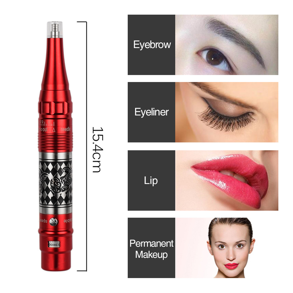 Eyebrow Permanent Tattoo Makeup Machine Pen Body Art Tools SSwellEyebrow Permanent Tattoo Makeup Machine Pen Body Art Tools SSwell