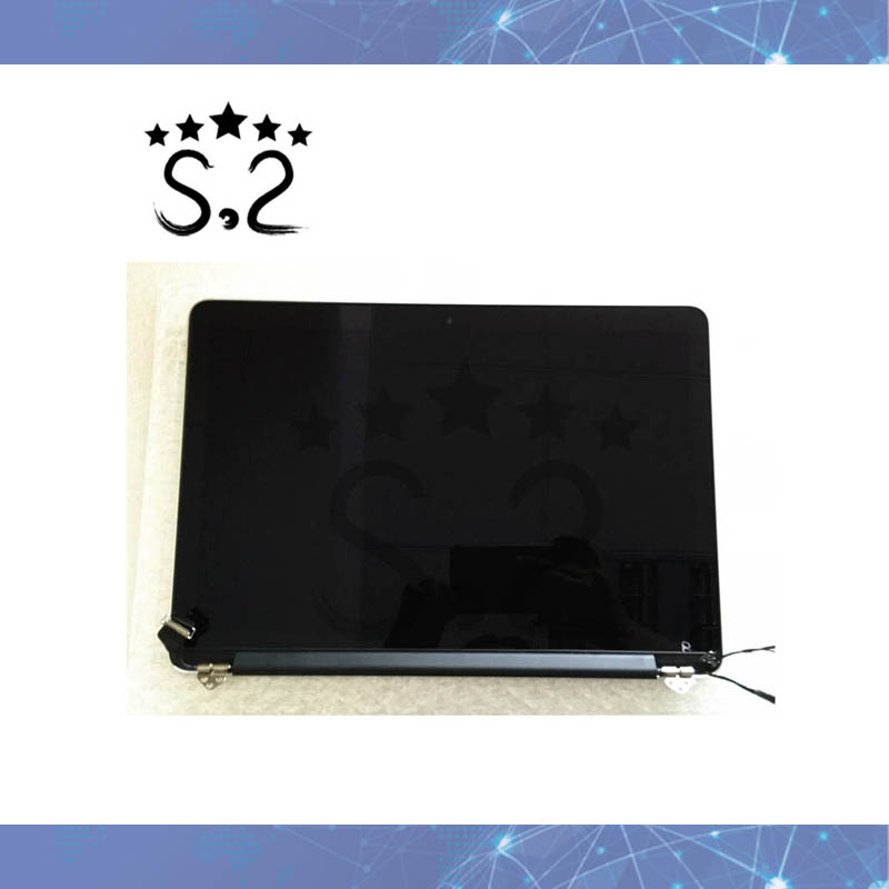 OLOEY 98% New A1502 Full LCD Screen Assembly For Macbook Pro Retina 13.3'' compatible 2015 year