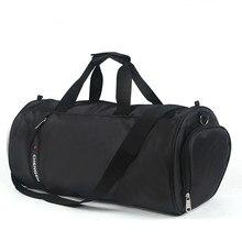 2016 Large capacity waterproof travel bag handbag one shoulder male Women luggage bags