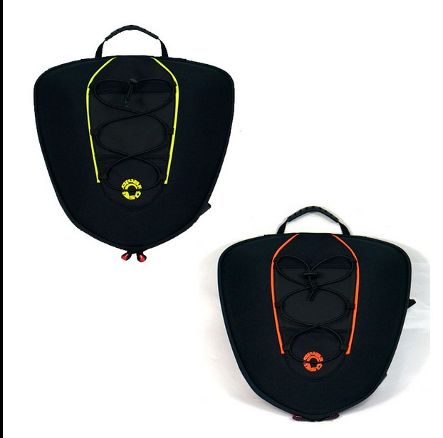 Free delivery wholesale uglybros rear KTM KAWASAKI motorcycle waterproof rear seat bag quick release hump package free shipping 2015 new komine bag motorcycle rear trunk bag pack qr hump bag