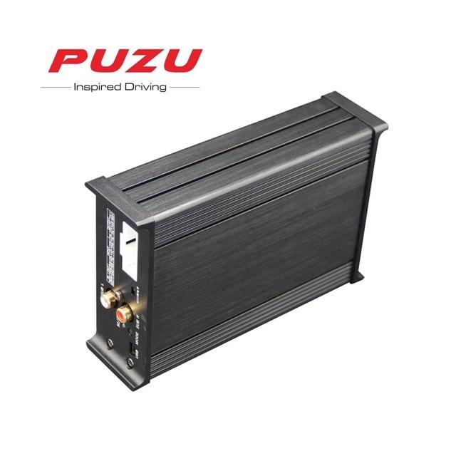 PUZU P31 Audio Car Sound Amplifier Power Subwoofer Bass Stereo Sound 31 bands EQ Car DSP Amplifier 4CH to 6CH for Hyundai/Kia