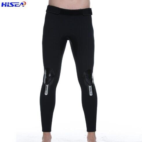 Hisea 2.5mm néoprène maillots de bain surf sous-marine pantalon de plongée pantalon combinaison de surf à voile pêche plongée en apnée haut élastique chaud - 6