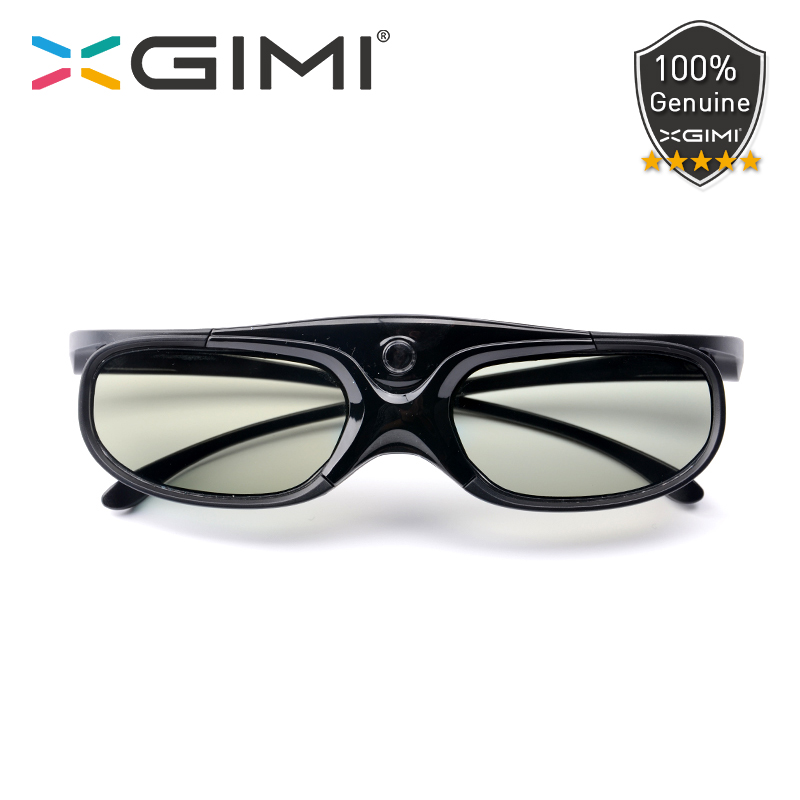 XGIMI DLP-Link Active Shutter 3D Glasses G102L Rechargeable Built-in Battery Working 60 Hours For XGIMI H2 H1 Z6 CC S
