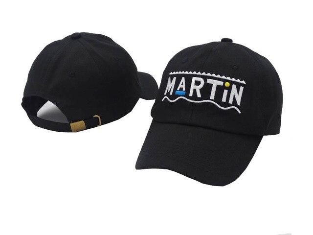 Talk Show variedad Martin mostrar Cap hombres mujeres gorra de béisbol  ajustable papá sombrero nueva moda 55c90b84bf8