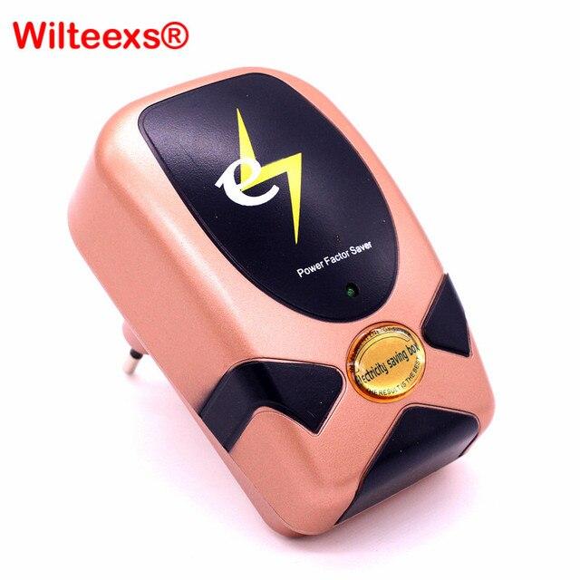 الكهرباء صندوق التوفير 90 فولت 240 فولت الكهربائية wilteexs عامل الطاقة موفر الطاقة توفير الطاقة جهاز يصل إلى 30% الذكية الاتحاد الأوروبي/المملكة المتحدة/لنا قابس