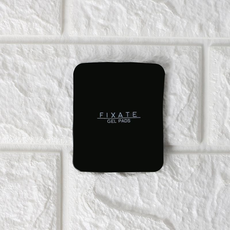 Powerful Fixate Gel Pad Strong Wall Casual Flexible Square/Triangle/Round