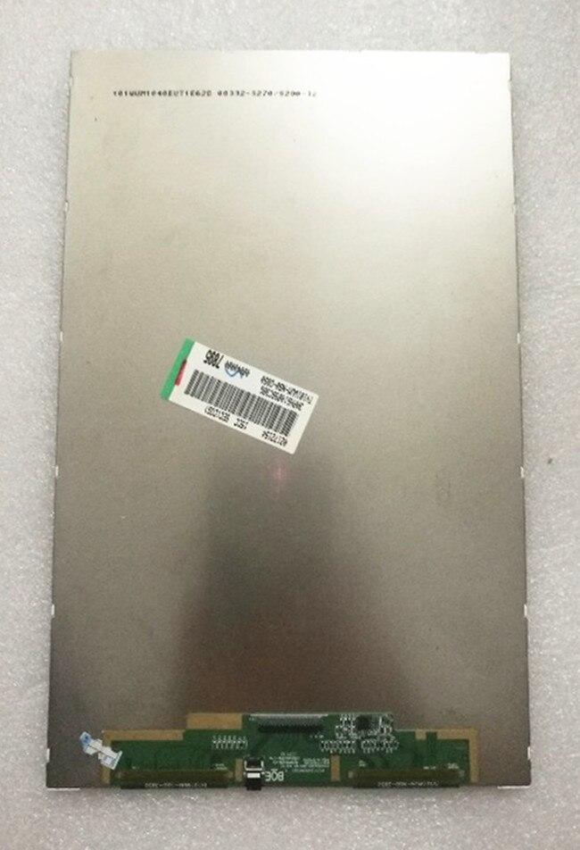 Matrice d'écran d'affichage à cristaux liquides de tablette de 10.1 pouces pour la galaxie Tab A 10.1 T580 T585 SM-T580 verre assistant de SM-T585