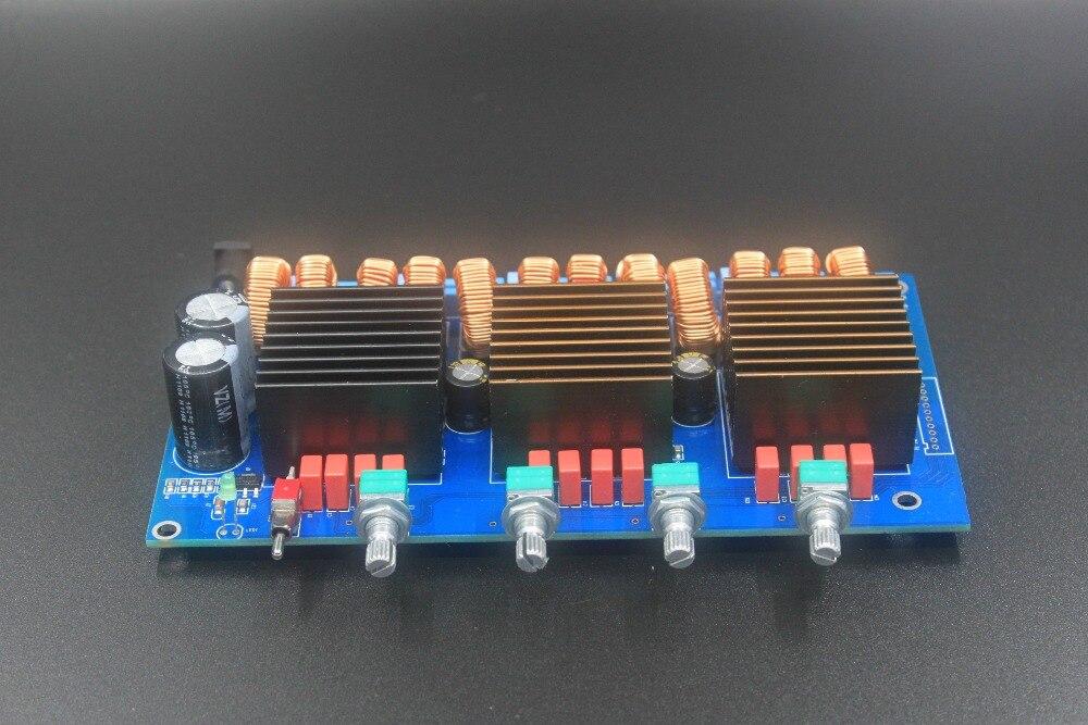 TDA7498E 6X100W 6-channel equal power amplifier board 5.1 amplifier board lo not equal пиджак