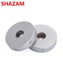 Токарное калибровочное кольцо C6132 6140 База аксессуары для больших средних и малых циферблатов и колец SHAZAM NC токарный станок часть машины