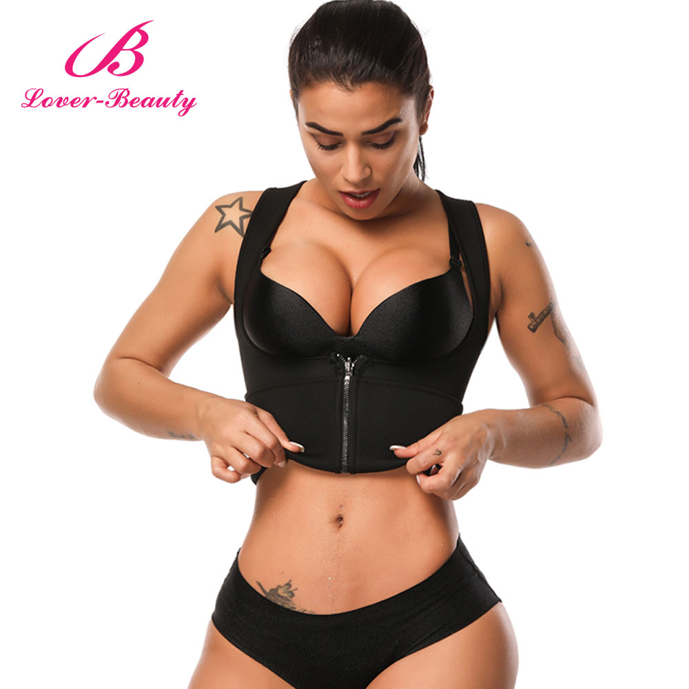 1738d66bd75 Lover Beauty Abdominal Belt High Compression Zipper Plus Size Latex Waist  Cincher Corset Underbust Body Sweat Waist Trainer CUSD 20.60-23.17 piece