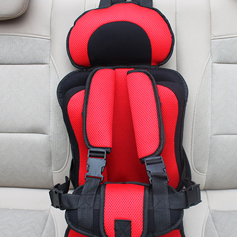 Car Chairs for Children Car styling Comfortable Chair cushion Kids Car Seats Baby safety ...