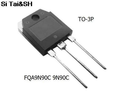 10pcs/lot FQA9N90C 9N90C TO-3P New Original