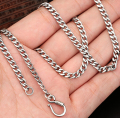 NEW! Handmade 925 Silver Necklace Real Thai Silver Necklace Sterling Silver Pendant Necklace