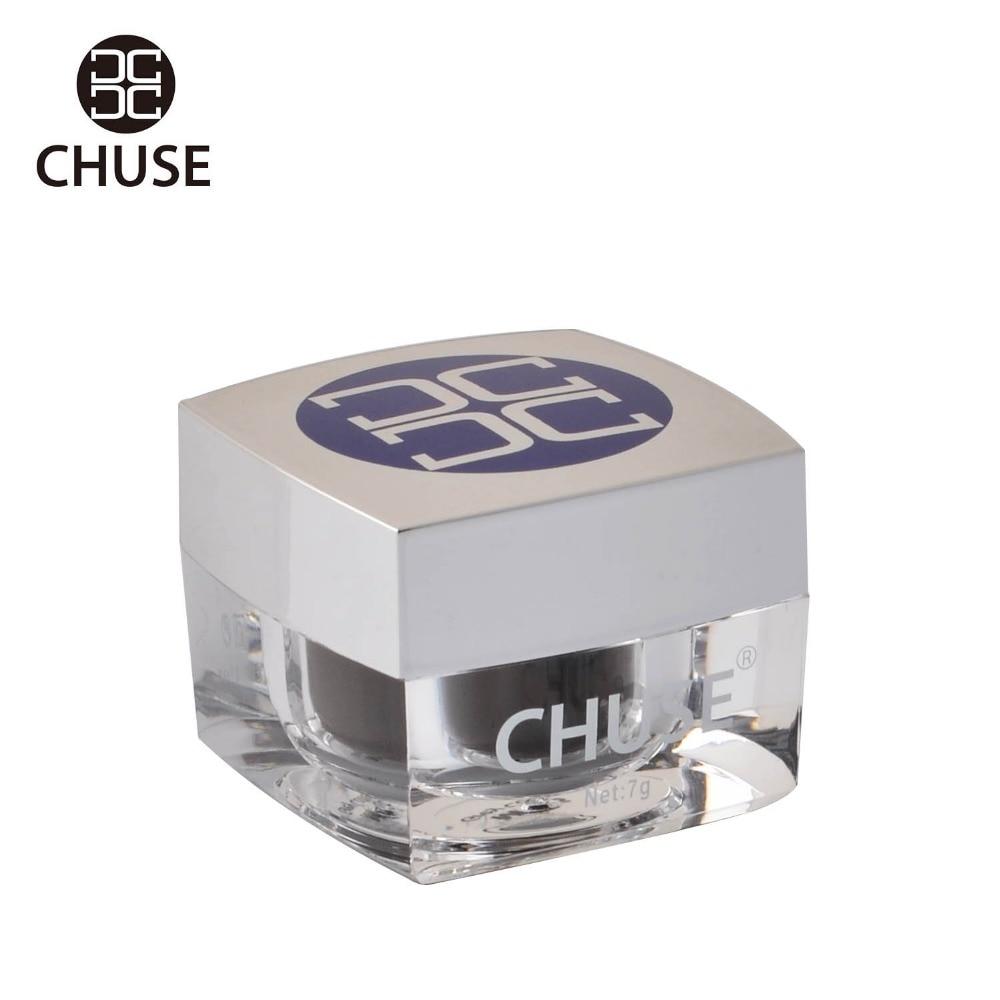 Encre de tatouage permanente CHUSE café gris Microblading sourcils Eyeliner Pigment organique PMU tatouage encres M266 PMU