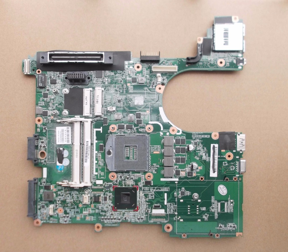 646964-001 for HP 8560P Intel Laptop motherboard for HP 646964 001 QM67 100% Tested and guaranteed in good working condition!! for hp 6545b 583257 001 laptop motherboard working well and full tested