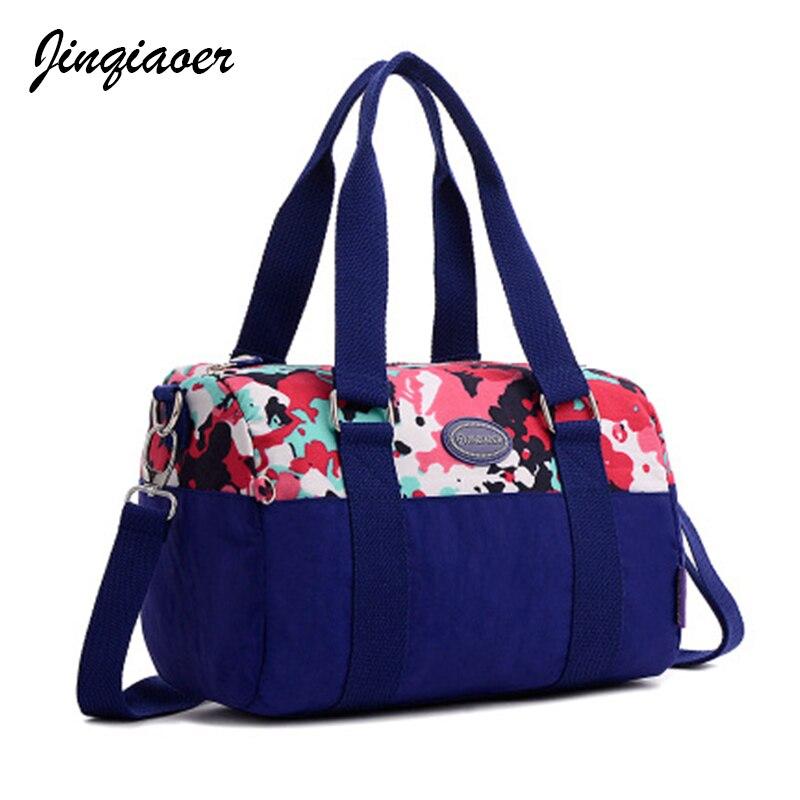 New Women s Bag Fashion Handbags Casual Cross-body Women Bags Waterproof Nylon High Capacity Unisex Shoulder Bags A4910/q